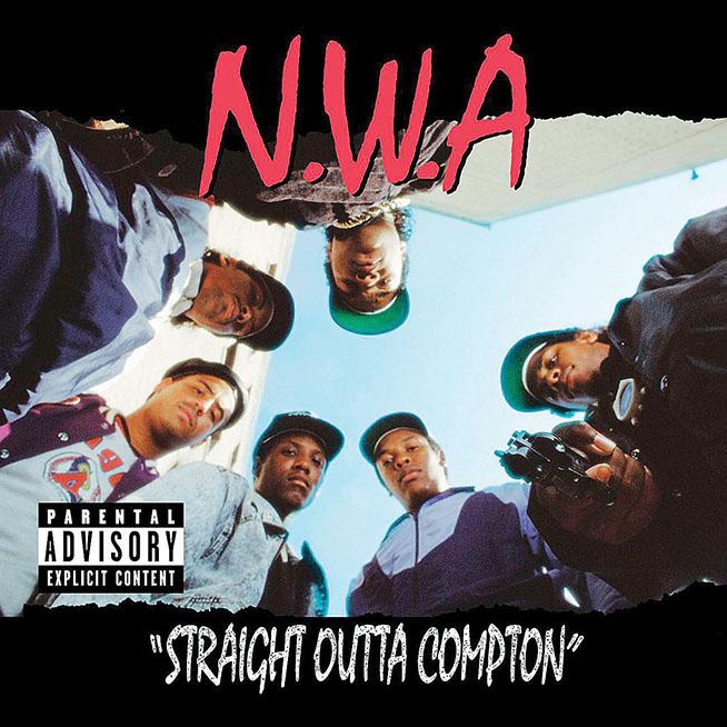 Niggas With Album Reviews, Straight Outta Compton - AuthorityHop com